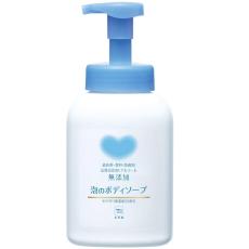 Жидкое мыло-пена для тела на основе натуральных компонентов Mutenka Cow Brand 550 мл., фото 1